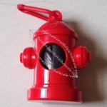 Pet Waste Bags w/ Fire Hydrant Promo Dispenser