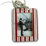 Photo Frame Pet ID Tag with Fancy Looking