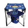 Picnic Camping Folding Table with Cup Holder