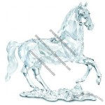 Picturesque Crystal Horse
