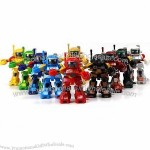 Pk Model Remote Control Battle Robots