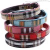 Plaid Pet Collar