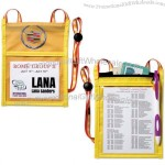 Plan Ahead & Save Color Fusion 2 Neck Wallet