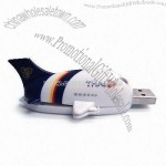 Plane USB Flash Drive with Real-time Recording
