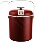 Plastic Bar Ice Bucket with Pail