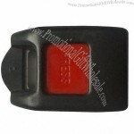 Plastic Buckle for Safety Seat Belt