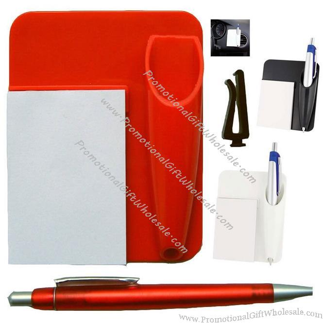 Plastic car notepad with pen holder discount 492721779 - Notepad holder for car ...