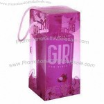Plastic Clear Box with Offset Printing