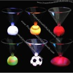 Plastic Cup With LED Light