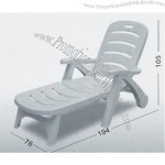 Plastic Foldable Beach Chair