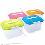 Plastic Food Storage Container Set