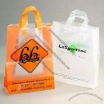 Plastic Gift Bag with Paper Board Bottom and Lamination/Extrusion Coating