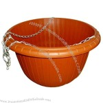 Plastic Hanging Flower Pot