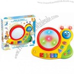 Plastic Kid Toy Baby Drum Toys