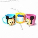 Plastic Mickey Mouse Cups