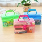Plastic Mini Medicine Boxes