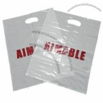 Plastic Shopping Bag with Printing