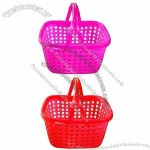 Plastic Shopping Basket(2)