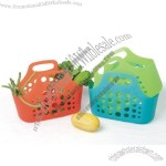 Plastic Shopping Basket(4)