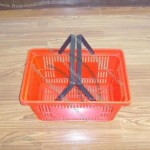 Plastic Shopping Basket(5)