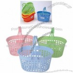 Plastic Shopping Basket(6)
