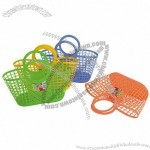 Plastic Shopping Basket(7)