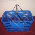 Plastic Shopping Basket(8)