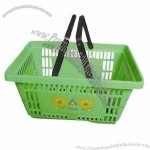 Plastic Shopping Basket(9)