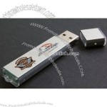Plastic USB Flash Drive(4)
