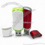 Plastic USB Flash Drive(6)