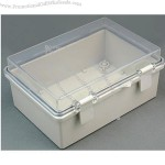 Plastic waterproof box