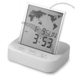 Plastic World Time Clock