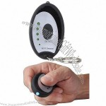 Pocket-Size WiFi Locator Keychain w/LED Flashlight - Find a Wireless Signal Anytime and Anywhere!