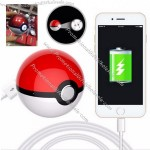 Pokemon Go Power Bank with Projection for Cell Phone