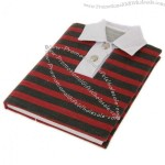 Polo T-Shirt Notebook