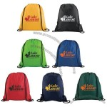 Polyester Drawstring Back Pack
