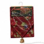 Polyester Tapestry Jacquard Table Runner