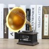 Polyresin Gramophone Decoration
