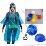 Poncho in Balls