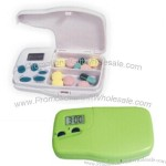 Popular Pill Box with Timer