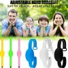 Portable Bracelet Wristband Hand Dispenser Silicone Refillable Wearable for Adults Kids