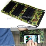 Portable Camouflage 5W Solar Charger