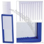 Portable Comb Mirror Set