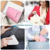 Portable Plastic Face Mask Storage Box Case