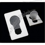 Portable Pocket LED Card Light Lamp put in Wallet Purse
