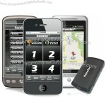 Portable Smartphone Interface GPS Tracker