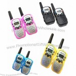 Portable Toy Walkie Talkie for Kids Children