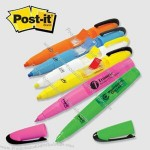 Post-it® Flag+ Highlighter Classic Series W/50 Flags