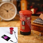 Postbox Shaped Power Bank Emergency Charger