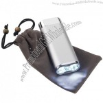 Power Bank Charger & LED Torch 5200 mAh